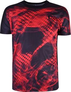 T-shirt ubierzsie.com z krótkim rękawem w młodzieżowym stylu