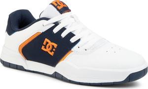Buty sportowe DC Shoes sznurowane