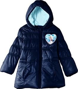 Niebieska kurtka dziecięca Disney