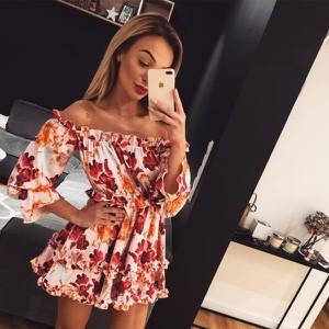 644b4f61ed Sukienki z okrytymi ramionami