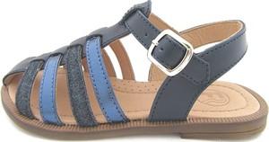 Buty dziecięce letnie Fr By Romagnoli ze skóry