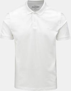 Koszulka polo Jack & Jones z krótkim rękawem w stylu casual