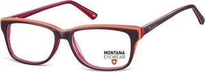 Stylion Oprawki korekcyjne, optyczne nerd Montana MA81F