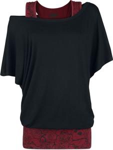 Czarny t-shirt Black Premium By Emp