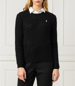 Sweter POLO RALPH LAUREN w stylu casual z wełny