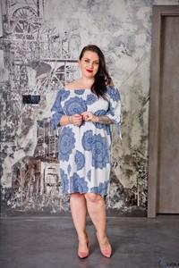 71838ded1a9e sukienki dla puszystych wrocław - stylowo i modnie z Allani