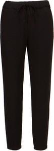 Czarne spodnie Deha