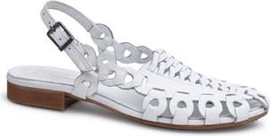 Sandały ARTIKER RELAKS w stylu casual ze skóry