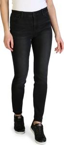 Czarne jeansy Armani Exchange z bawełny w stylu casual