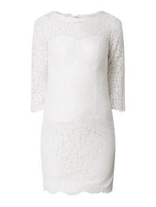 Sukienka Unique mini z długim rękawem