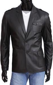 a4c09acb6f154 kurtka skórzana męska diverse - stylowo i modnie z Allani