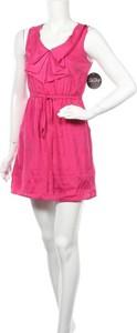Sukienka Be Bop z dekoltem w kształcie litery v bez rękawów mini