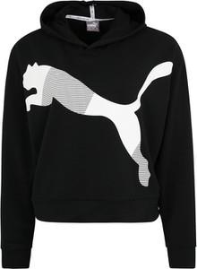 Bluza Puma z nadrukiem z dresówki