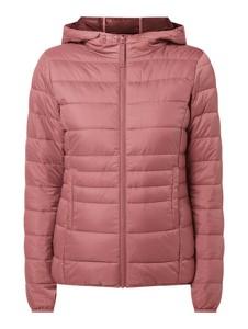 Różowa kurtka Tom Tailor Denim krótka