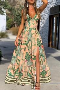 Sukienka IVET maxi