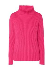 Różowy sweter Drykorn z wełny