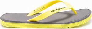 Żółte buty letnie męskie New Balance