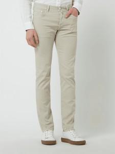 Spodnie Jacob Cohen w stylu casual z bawełny