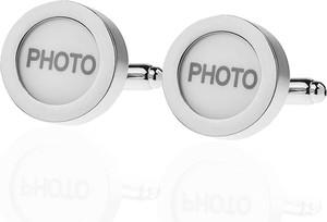 Em Men`s Accessories Spinki do mankietów tematyczne photo EM 72