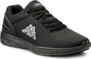 Sneakersy kappa - trust 241981 black 1111
