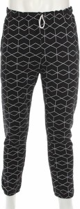 Czarne spodnie sportowe American Apparel