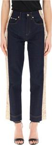 Niebieskie jeansy Dolce & Gabbana w stylu casual