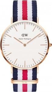 Zegarek Daniel Wellington DW00100002 (0102DW) Classic Canterbury - Dostawa 48H - FVAT23%