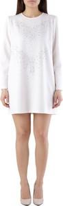 Sukienka Olivia Hops z długim rękawem mini