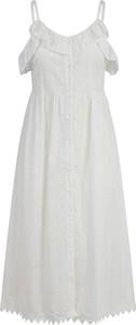 Sukienka Apart maxi z bawełny