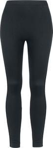Czarne spodnie Emp w stylu casual