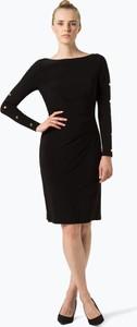 Czarna sukienka Lauren Ralph Lauren