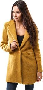 Żółty płaszcz Le Comptoir Du Manteau
