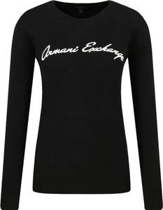 Sweter Armani Jeans z wełny