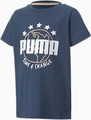 Koszulka dziecięca Puma z krótkim rękawem