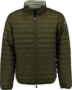 Zielona kurtka Canadian Peak w stylu casual