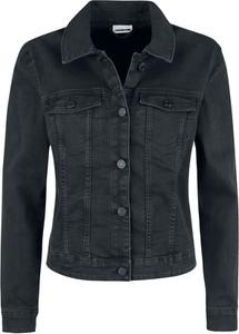 Kurtka Noisy May w street stylu z jeansu krótka