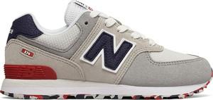 Buty sportowe New Balance 574 z płaską podeszwą