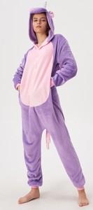 Fioletowa piżama Sinsay