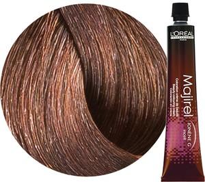 L'Oreal Paris Loreal Majirel   Trwała farba do włosów - kolor 6.35 ciemny blond złocisto-mahoniowy 50ml - Wysyłka w 24H!