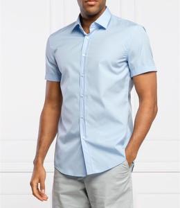 Niebieska koszula Hugo Boss