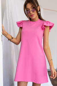 Sukienka SELFIEROOM mini w stylu casual