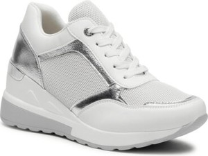 Buty sportowe Jenny Fairy na platformie sznurowane