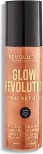 Makeup Revolution Mgiełka rozświetlająca do twarzy Timeless Bronze