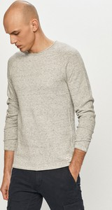 Sweter Jack & Jones z bawełny z okrągłym dekoltem w stylu casual
