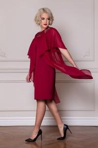 Sukienka Roxana - sukienki z szyfonu