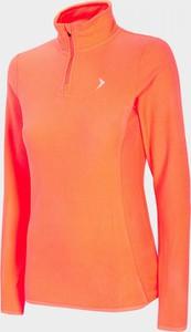 Czerwona bluza Outhorn z plaru