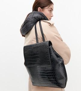 Plecak Reserved ze skóry