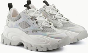 Sneakersy Liu-Jo sznurowane