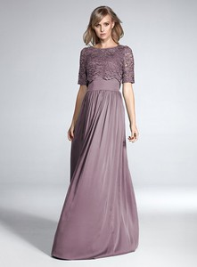 Fioletowa sukienka Marselini