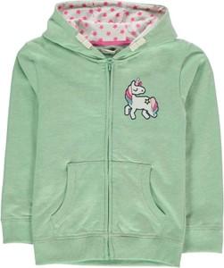Zielona bluza dziecięca Crafted